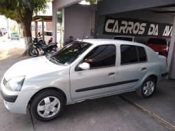 Clio sedan completinho, barato demais !!! - 2004