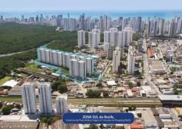 Título do anúncio: Vendo apartamento 2 quartos na Imbiribeira - Lançamento