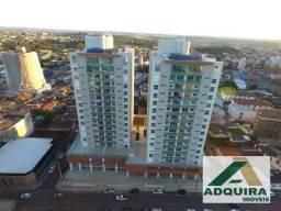Apartamento  com 3 quartos no Edifício Torres Cezanne - Bairro Oficinas em Ponta Grossa