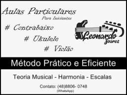Aulas de musica