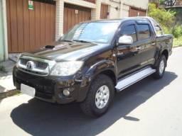 Toyota hilux cd 4x4 turbo diesel 2.5 - 2008