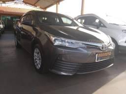 Corolla GLi automático unica dona 15.700km impecável na garantia de fábrica - 2018