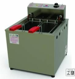 Fritador Progas elétrico PR100E água e óleo 110v NOVO frete grátis