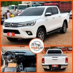 Toyota - Hilux SRX-AT 2.8 4x4 - 2018 - 2018