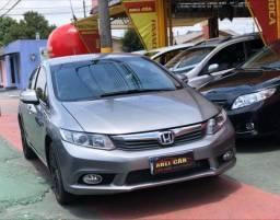 Civic LXL SE 1.8 Flex - 2013