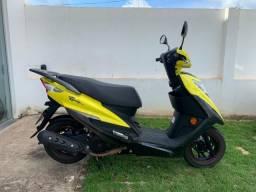 Moto Scooter Haojue Lindy 125cc - 2017