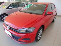 VOLKSWAGEN  POLO 1.0 MPI TOTAL FLEX 2018 - 2018