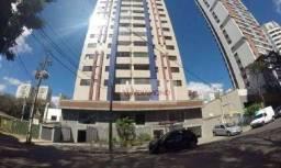Apartamento com 4 dormitórios para alugar, 107 m² por R$ 1.950/mês - Cabral - Curitiba/PR