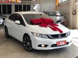 Honda Civic LXR - 2015 - Muito novo! - 2015