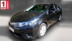Corolla GLi Upper Black P. 1.8 Flex Aut. - 2017