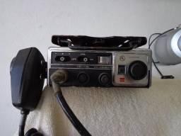 PX - Radio Faixa Cidadão Sharp 23 canais AM completo