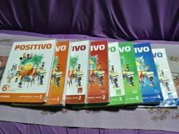 Livro Positivo 6 série