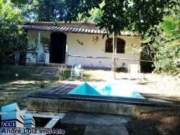 Título do anúncio: Casa ampla e independente na Ilha de Itacuruçá-RJ ( André Luiz Imóveis )