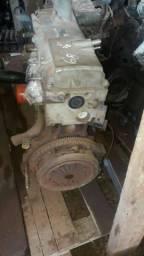 Motor do Megane 2.0 8V Com Nota e Garantia