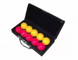 Estojo Para 10 Bolas De Bilhar / Snooker 50 / 54mm