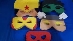 Máscaras em EVA