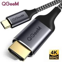Cabo HDMI para Tipo C 4K 60hz