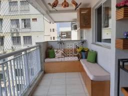 Apartamento com 3 dormitórios para alugar, 114 m² por R$ 3.100,00/mês - Icaraí - Niterói/R