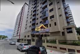 Apartamento com 1 dormitório para alugar, 48 m² por R$ 1.300,00/mês - Aviação - Praia Gran