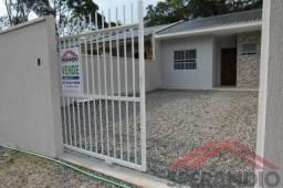 Casa nova c/ 2 quartos, ótimo padrão de acabamento R$139.500,00 - Baln. Brandalize