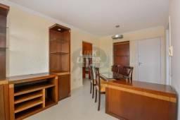 Apartamento com 1 dormitório para alugar, 42 m² por R$ 1.090/mês - Bacacheri - Curitiba/PR