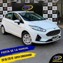 FORD FIESTA 2018/2019 1.6 TI-VCT FLEX SE MANUAL