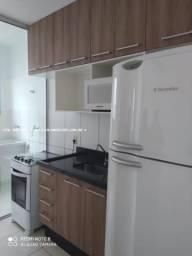 Apartamento para Locação em Presidente Prudente, PRÍNCIPE DE MÔNACO, 2 dormitórios, 1 banh