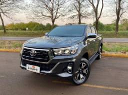 Toyota Hilux SRX 4P