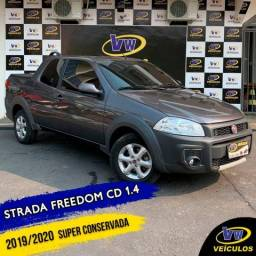 STRADA 2019/2020 1.4 MPI FREEDOM CD 8V FLEX 3P MANUAL