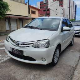 Toyota Etios Sedan Xls 1.5 2015 Flex