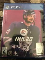 Jogo NHL 20 PS4