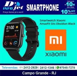 Smartwatch Xiaomi Amazfit Gts Obsidian Black - Xiaomi - 210129