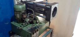 Máquina prensar mangueira