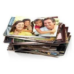 Impressão de Fotos 10x15 - R$ 1,00 Real a UND