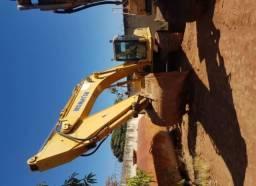 Escavadeira Hidráulica Komatsu Pc 350