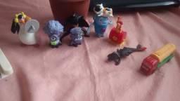 Brinquedos do MC Donald's