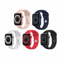 Apple Watch Series 6 44mm e 40mm Todas as Cores (Novos)