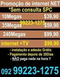 Internet internet 30Dias gratis