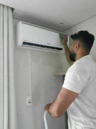 Ar condicionado  Instalação
