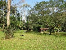 Sítio com cachoeira e área de 30 hectares - Tijucas
