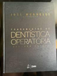 Livro - Fundamentos de Dentística Operatória Mondelli