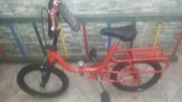 Bicicleta Monareta dobrável