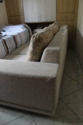Sofá grande luxo