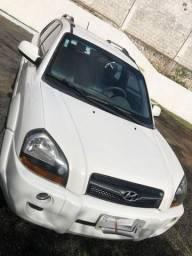 Hyundai Tucson Branca 2014/2015 16V Flex 4P Automático