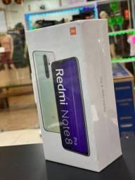Xiaomi note 8 pro com 128g// lacrado pronta entrega