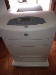 HP Laserjet Color 5550 dtn - Novíssima