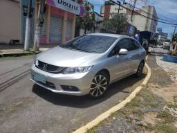 Vendo Civic LXR 15/16 63mil ( 2° dono)