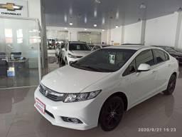 Civic LXS 2014 (Impecável)