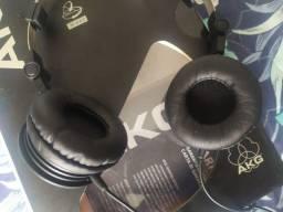Headphone Akg Jbl K414 Profissional