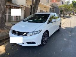 Honda civic sedan exr 2.0 16V
